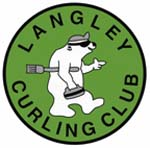 Langley Curling Club Logo